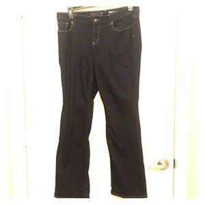 Sonoma Mid Rise and Dark Wash Bootcut Jean